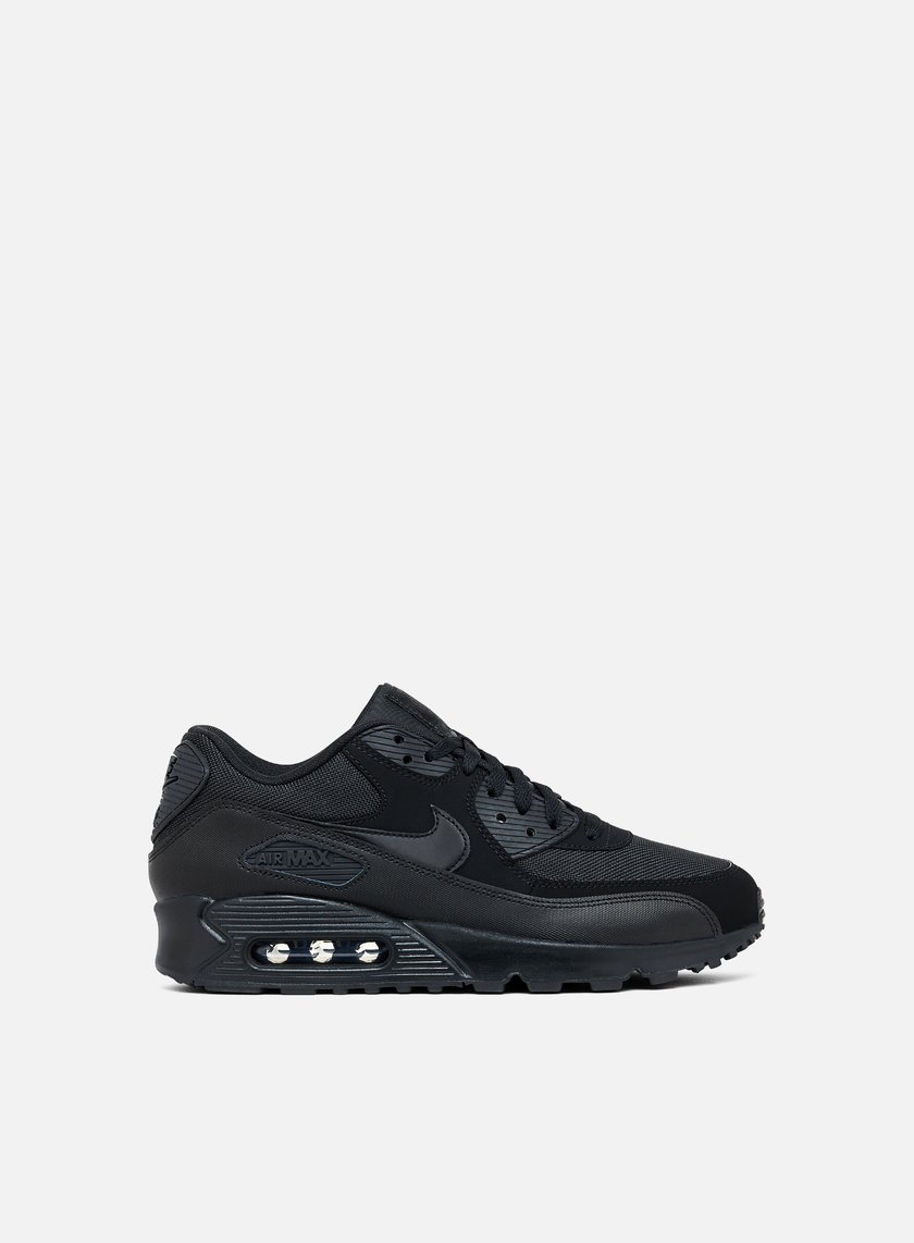 Nike - Air Max 90 Essential, Black/Black/Black