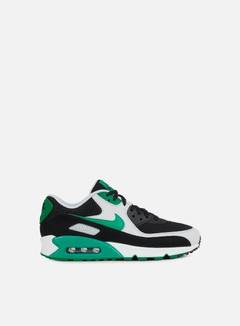 Nike - Air Max 90 Essential, Black/Stadium Green