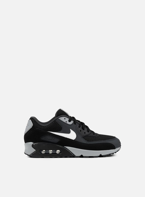 sneakers nike air max 90 essential black white