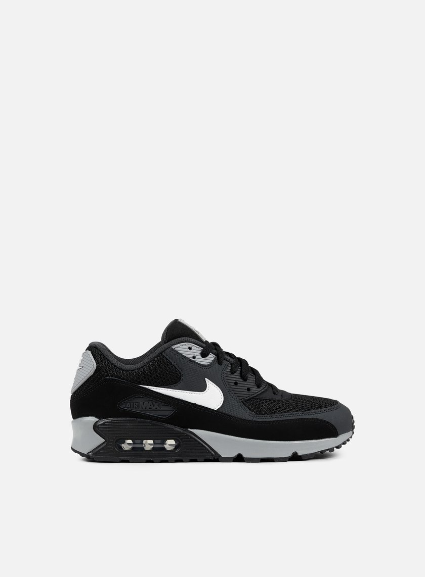 Nike - Air Max 90 Essential, Black/White