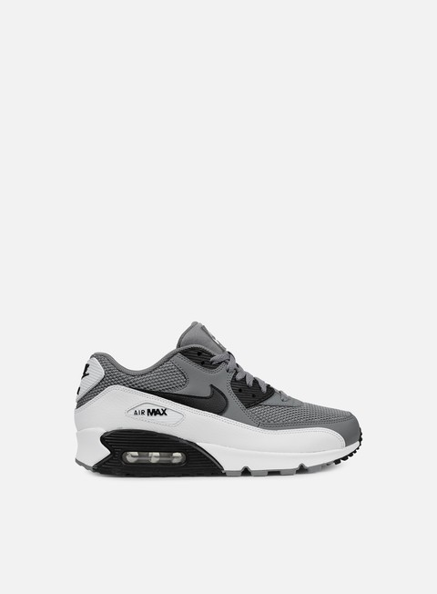 sneakers nike air max 90 essential cool grey black white