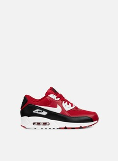 Nike - Air Max 90 Essential, Gym Red/White/Black