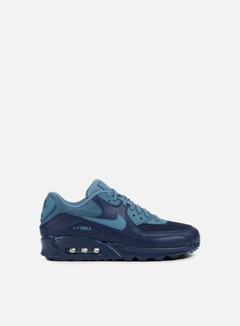 Nike - Air Max 90 Essential, Midnight Navy/Smokey Blue