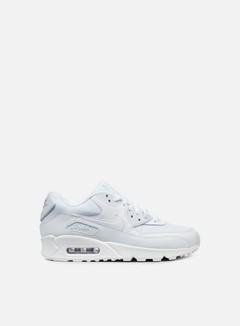 Nike - Air Max 90 Essential, White/White/White
