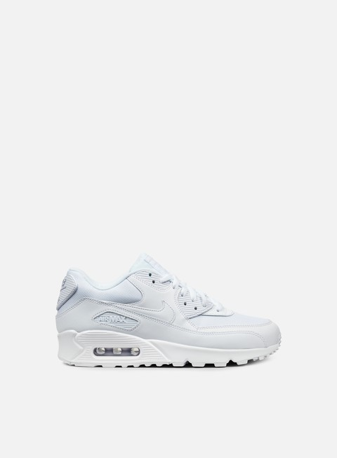 air max 90 bianche essential