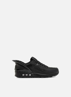 Nike - Air Max 90 FlyEase, Black/Black/Black