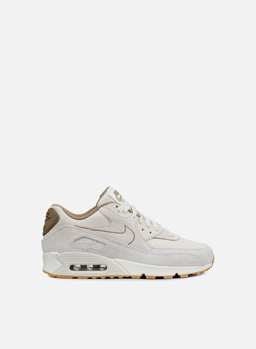 Nike - Air Max 90 Premium, Phantom/Khaki/Sail