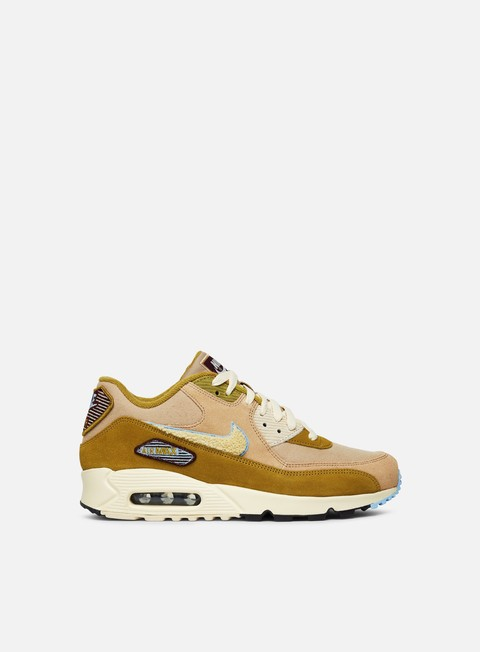 sneakers nike air max 90 premium se muted bronze light cream