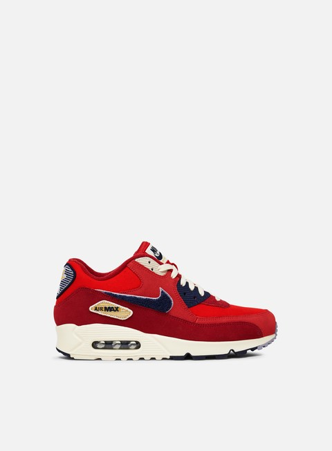 sneakers nike air max 90 premium se university red provence purple