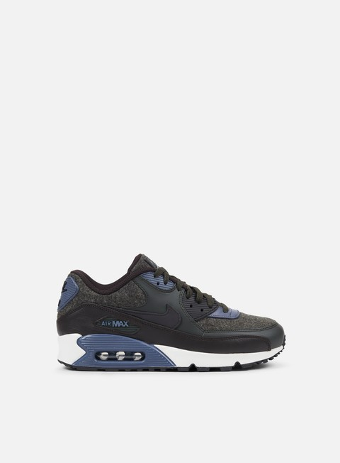 sneakers nike air max 90 premium sequoia velvet brown light carbon
