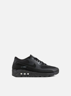 Nike - Air Max 90 Ultra 2.0 Essential, Black/Black/Dark Grey