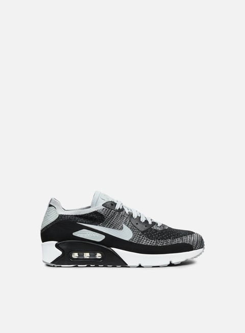 sneakers nike air max 90 ultra 20 flyknit black wolf grey pure platinum