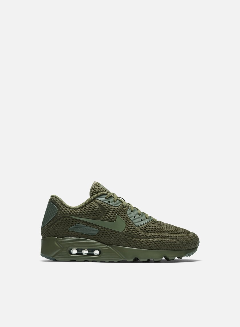 Nike - Air Max 90 Ultra BR, Medium Olive/Medium Olive
