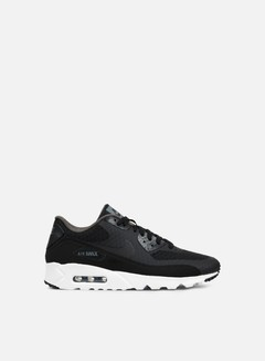 Nike - Air Max 90 Ultra Essential, Black/Black/Dark Grey/White 1