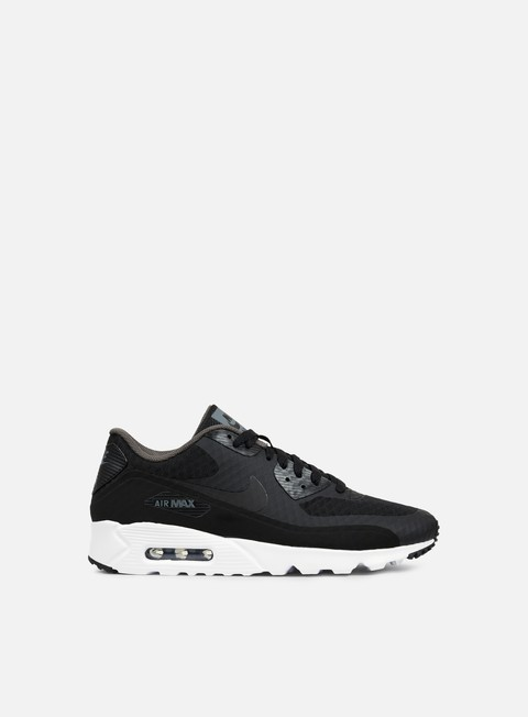 sneakers nike air max 90 ultra essential black black dark grey white