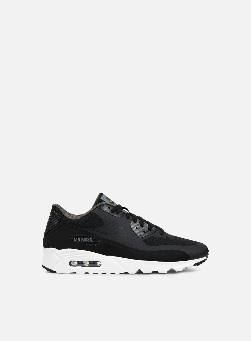 Nike - Air Max 90 Ultra Essential, Black/Black/Dark Grey/White