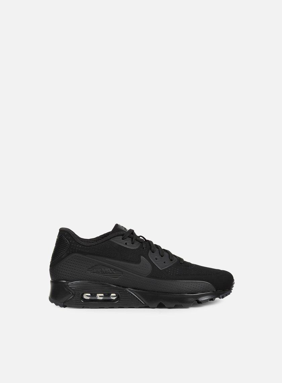 Nike - Air Max 90 Ultra Moire, Black/Black/White