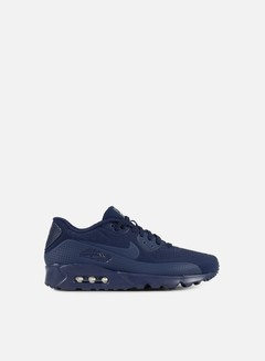 Nike - Air Max 90 Ultra Moire, Midnight Navy/Midnight Navy 1