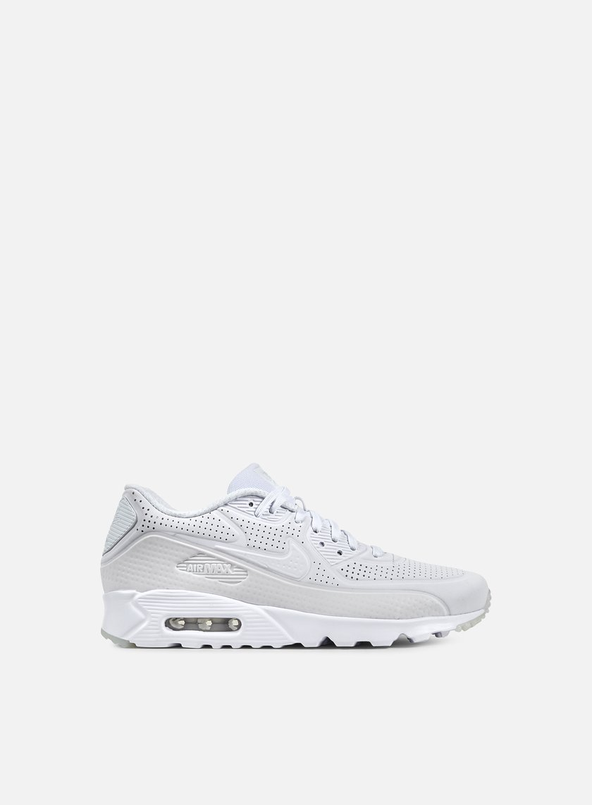 Nike - Air Max 90 Ultra Moire, White/White