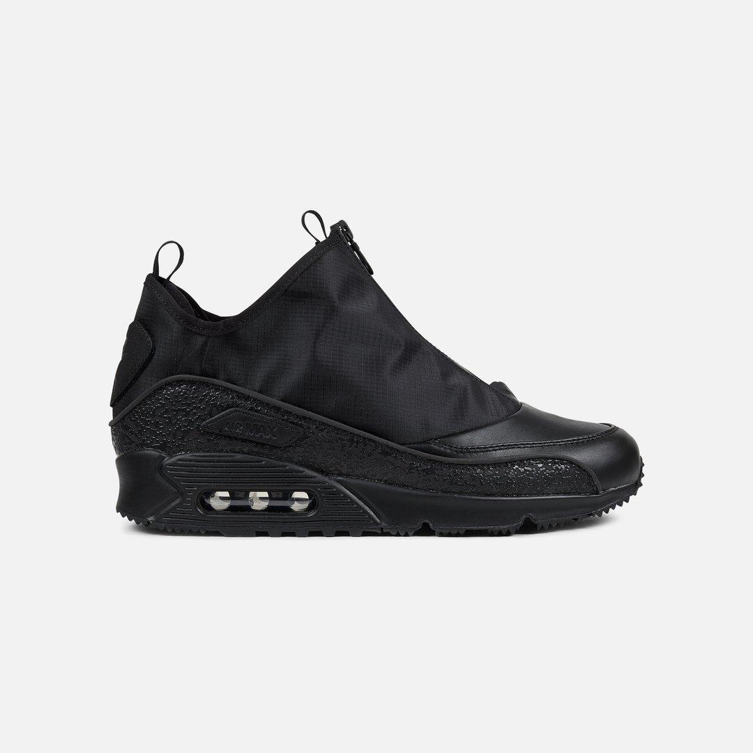 Nike Air Max 90 Utility Men, Black Black Dark Grey   Graffitishop