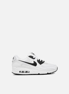 Nike - Air Max 90, White/Black/White