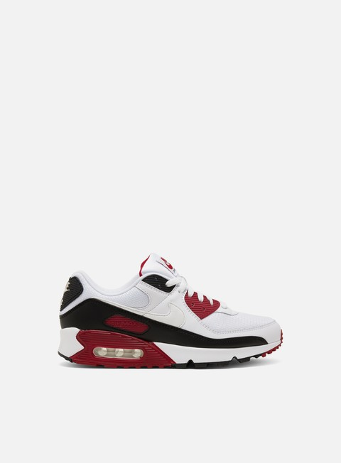 air max 90 uomo rosse bianche