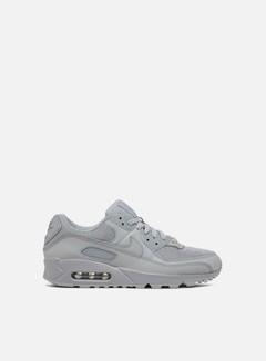 Nike - Air Max 90, Wolf Grey/Wolf Grey/Wolf Grey