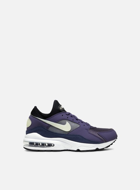 sneakers nike air max 93 neutral indigo obsidian fossil