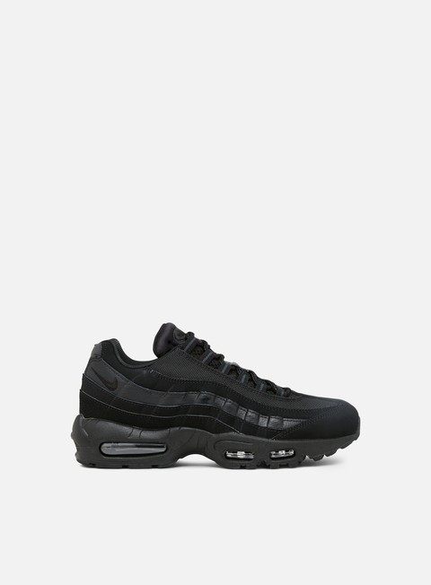 sneakers nike air max 95 black black anthracite