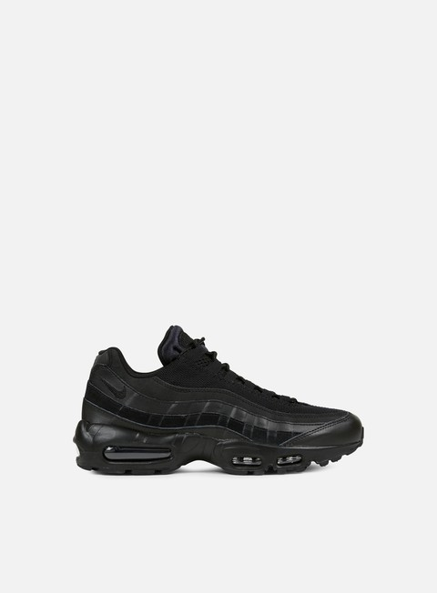 sneakers nike air max 95 essential black black black