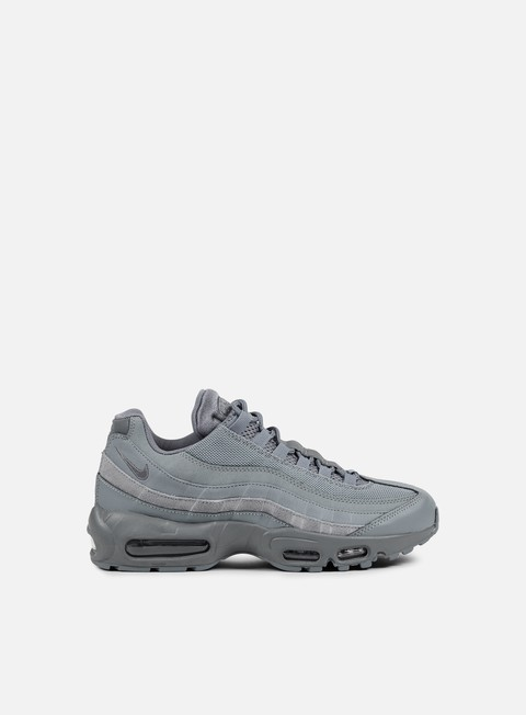 sneakers nike air max 95 essential cool grey cool grey