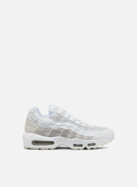 sneakers nike air max 95 essential white vast grey