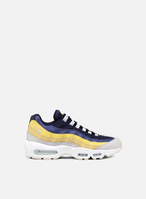 sneakers nike air max 95 essential white vast grey lemon wash