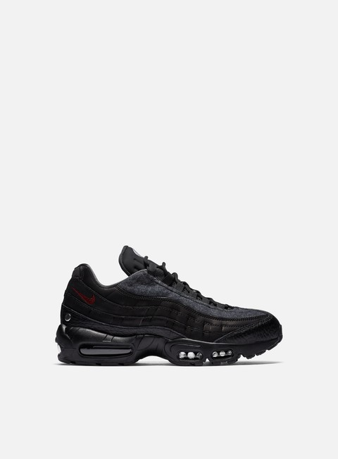sneakers nike air max 95 nrg black team red anthracite
