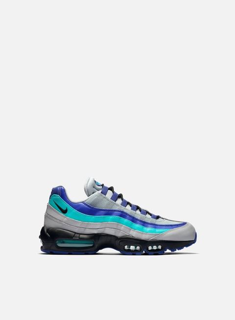 sneakers nike air max 95 og wolf grey black indigo burst hyper jade