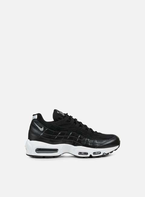 sneakers nike air max 95 premium black chrome black