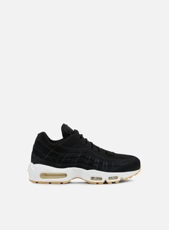 Nike - Air Max 95 Premium, Black/Muslin/White