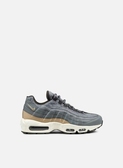 sneakers nike air max 95 premium cool grey deep pewter mushroom
