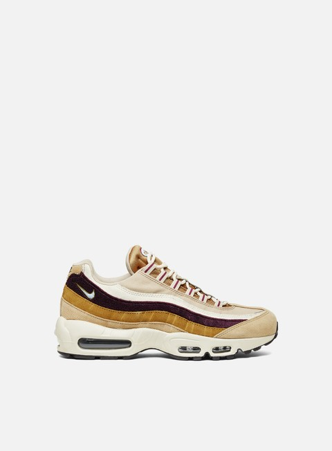 sneakers nike air max 95 premium desert royal tint camper green