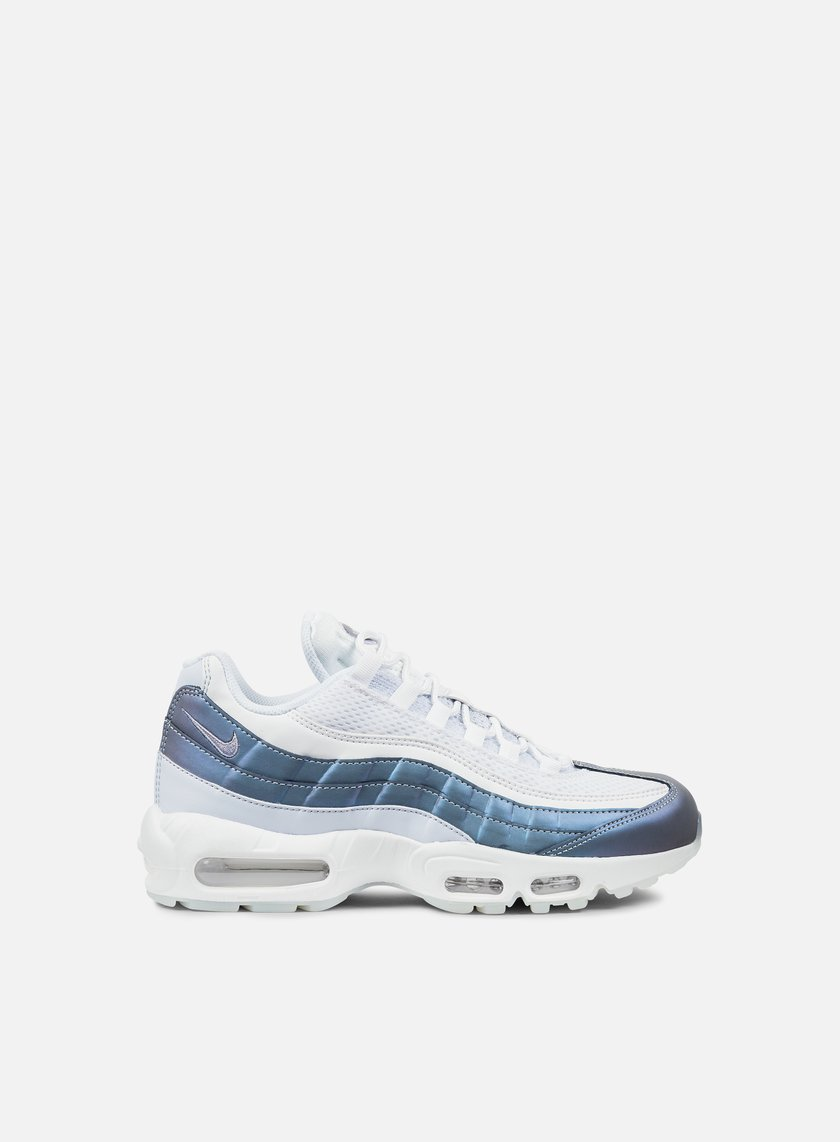 Nike - Air Max 95 Premium, Glacier Blue/Palest Purple