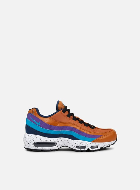 sneakers nike air max 95 premium monarch light blue fury navy