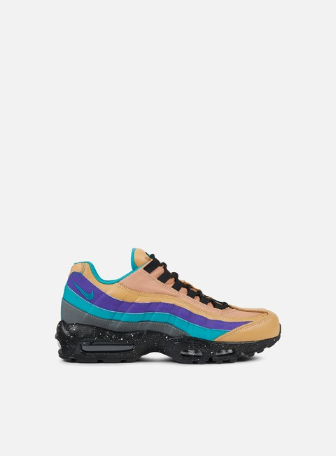 sneakers nike air max 95 premium praline turbo green cool grey