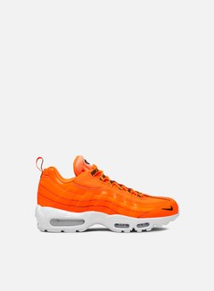 Nike - Air Max 95 Premium, Total Orange/Black/White