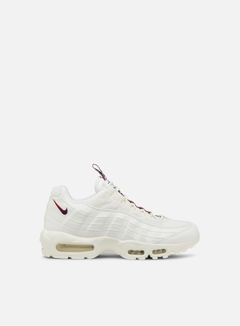 sneakers nike air max 95 tt sail gym blue gym red