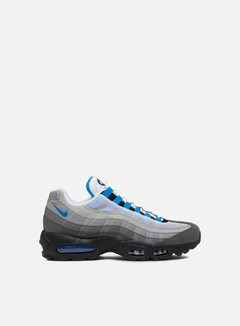 Nike - Air Max 95, White/Crystal Blue