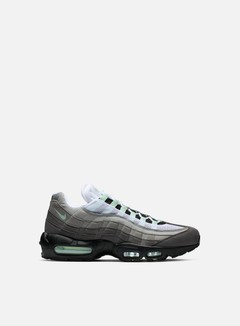 Nike - Air Max 95, White/Fresh Mint/Granite/Dust