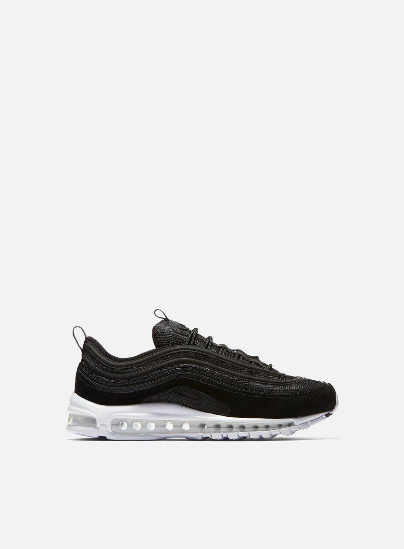 Nike - Air Max 97, Black/Black/White