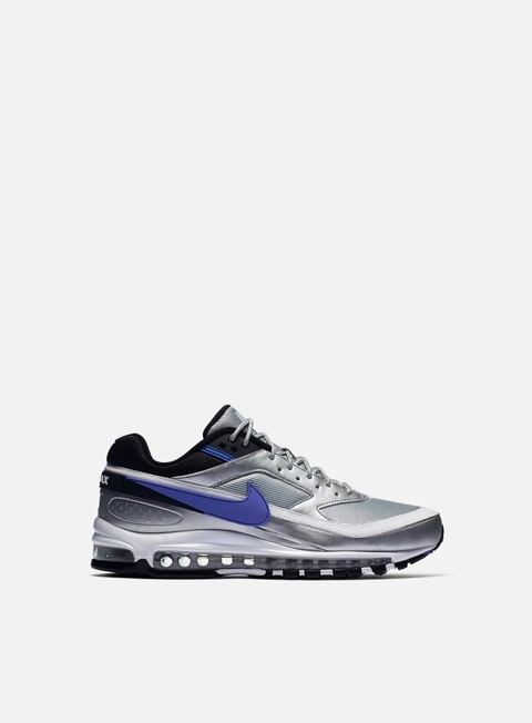 sneakers nike air max 97 bw metallic silver persian violet