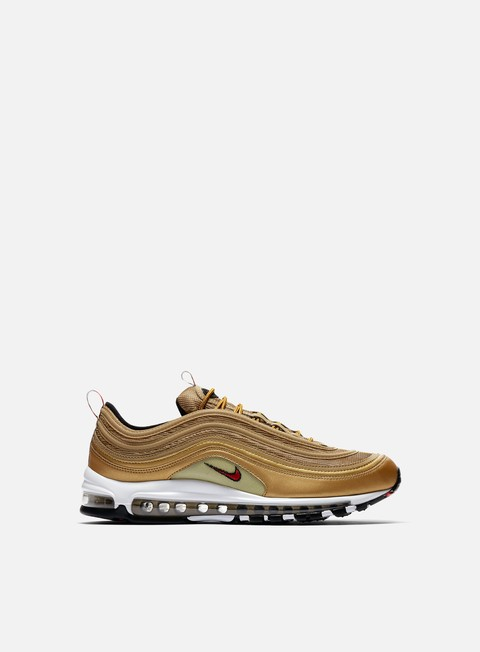 sneakers nike air max 97 it metallic gold varsity red