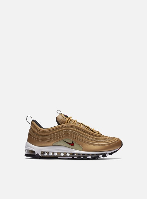 sneakers nike air max 97 og qs metallic gold varsity red